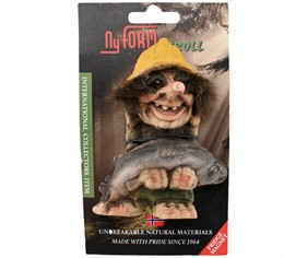2005 magnet NyForm Troll fisherman